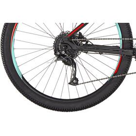"ORBEA MX 40 27,5"", black/turqoise/red"
